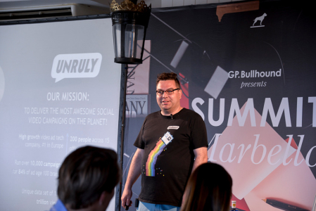 Scott Button CEO & Co-founder Unruly  - GP Bullhound Summit Marbella 2015