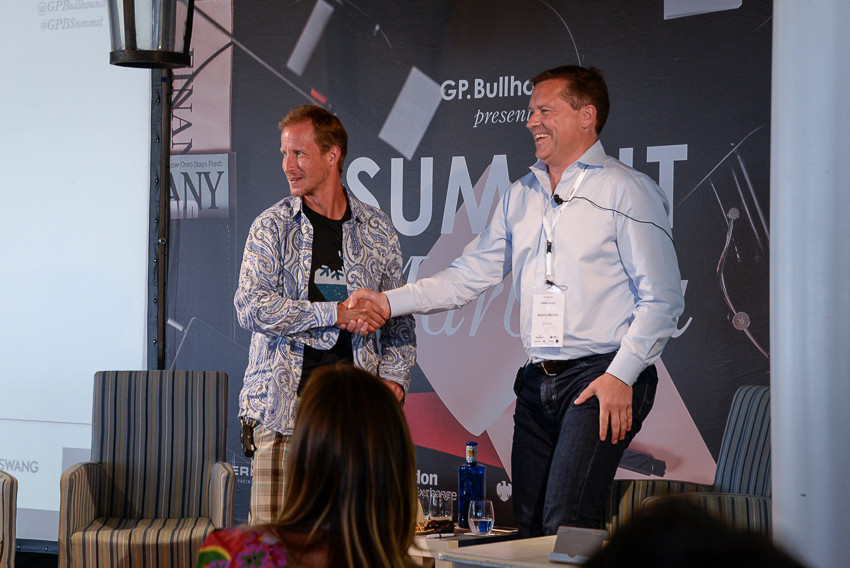 Fireside Chat Per Roman GP Bullhound and Mårten Mickos -  GP Bullhound Summit Marbella 2015