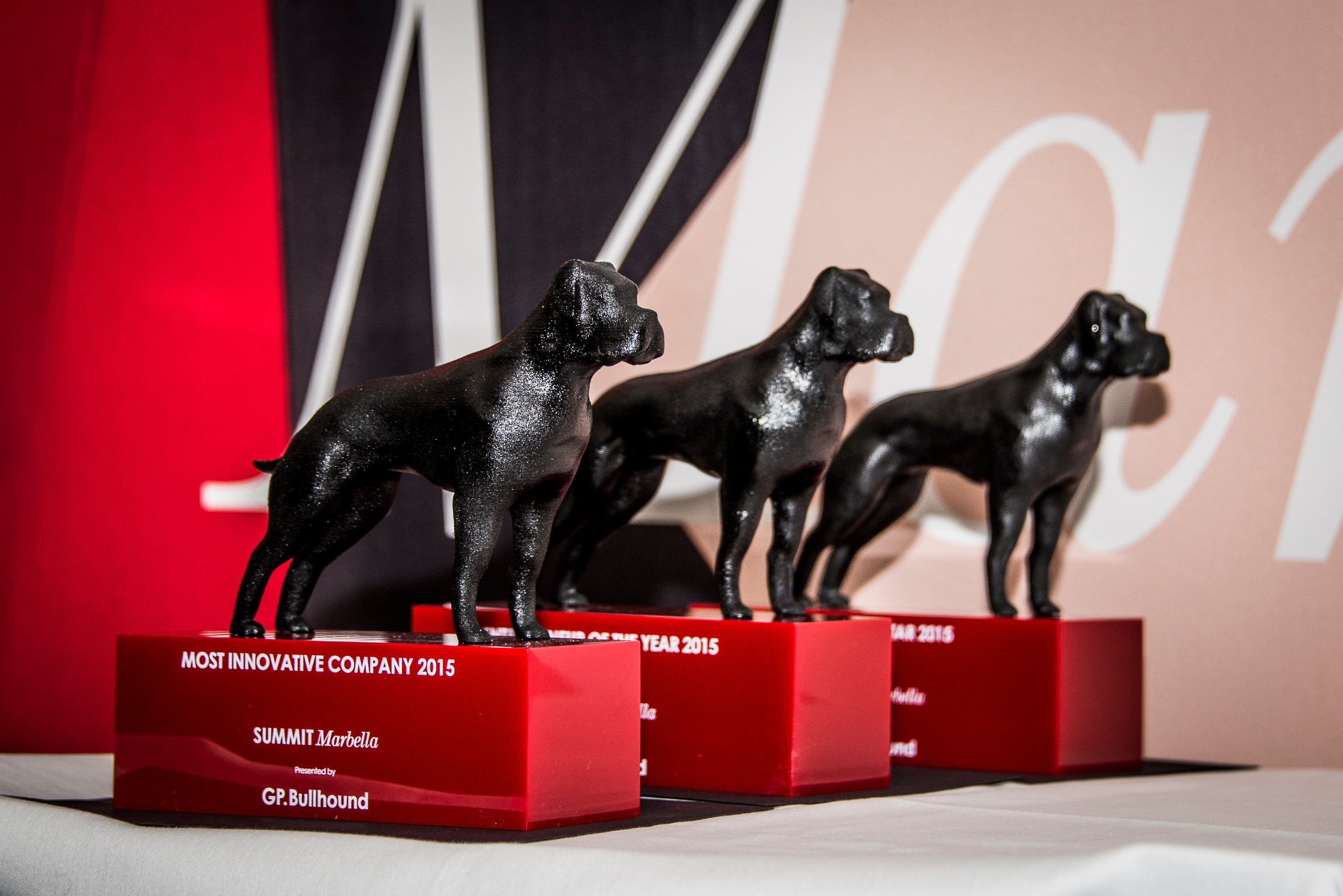 GP Bullhound Summit Awards 2015